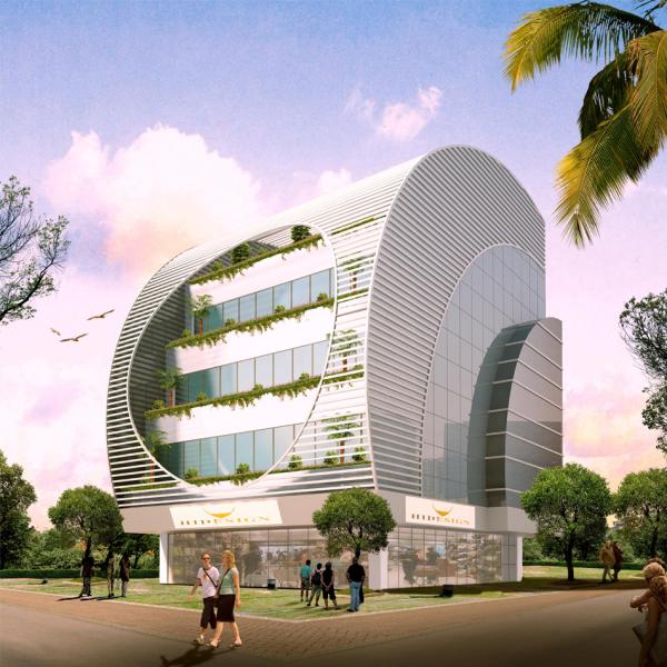 Commercial-Office-Miramar-Goa