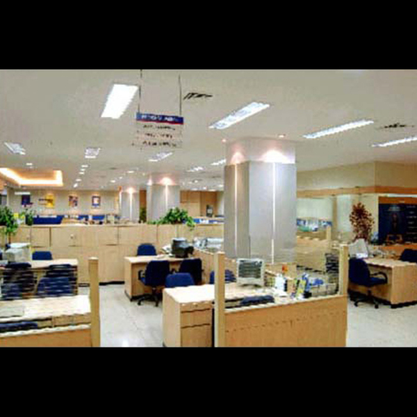 Interior design – HDFC Bank